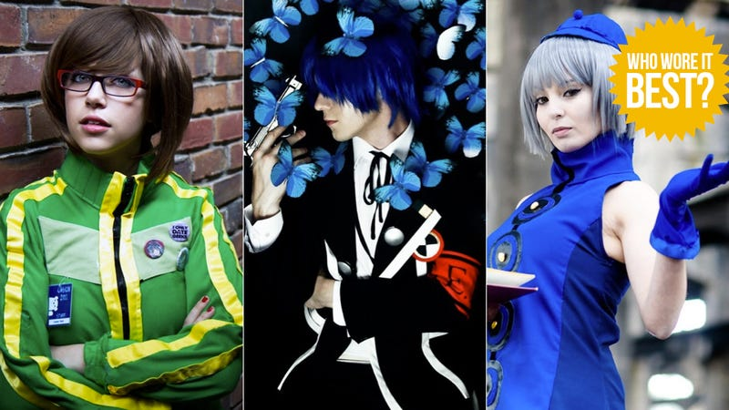 Illustration for article titled Oh Yes, Persona Cosplay Is Pure Magic