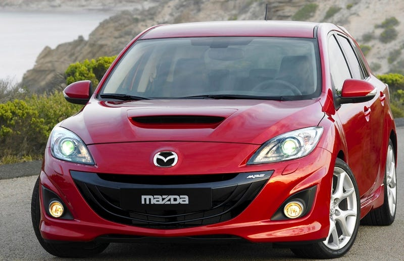 Illustration for article titled 2010 Mazdaspeed3, Mazda3 MPS: More Details, Photos!