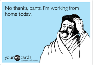 Illustration for article titled No thanks, pants.