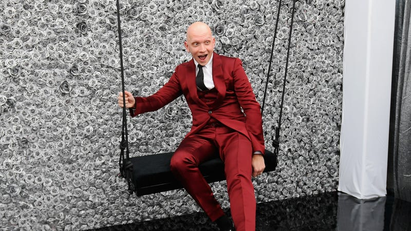 Illustration for article titled Barry's Anthony Carrigan to play most excellent villain in Bill & Ted Face The Music