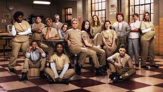 The cast of Orange Is the New BlackJill Greenberg/Netflix