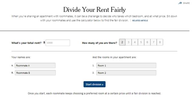 How To Split Roommate Costs Evenly Davis Apartments Tandem Properties
