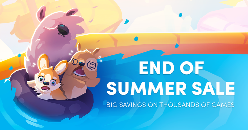 Humble End of Summer Sale