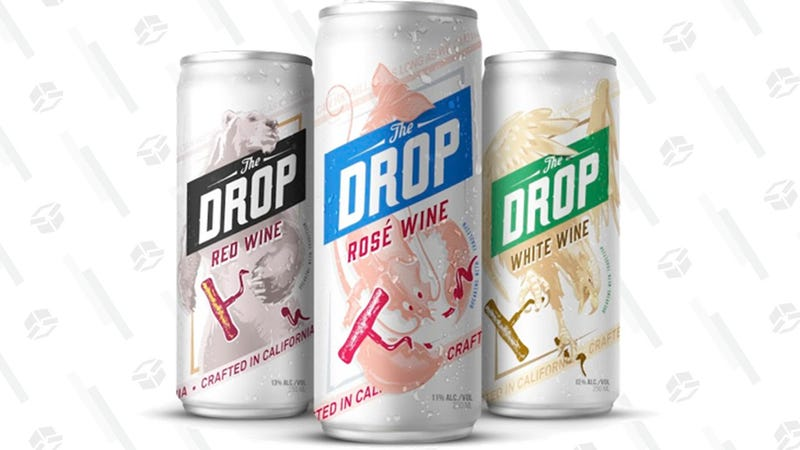 Free Shipping on Wine | The Drop