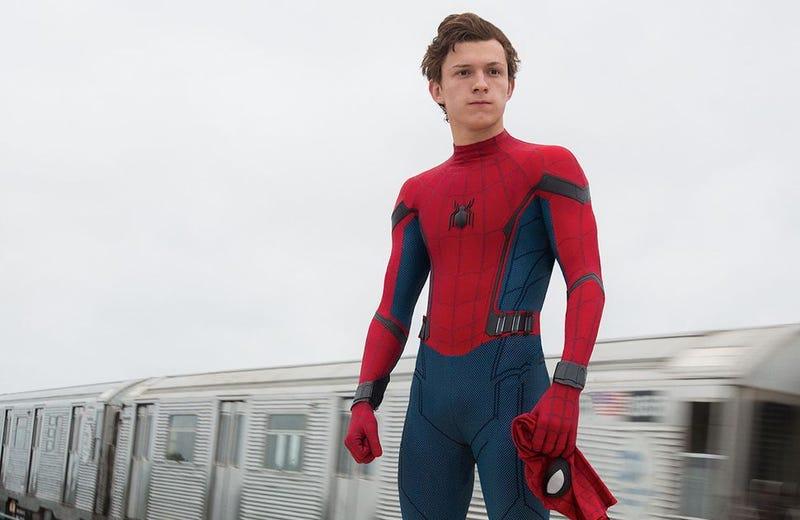 Tom, pensando en los spoilers que no puede decir acerca de Avengers: Endgame.