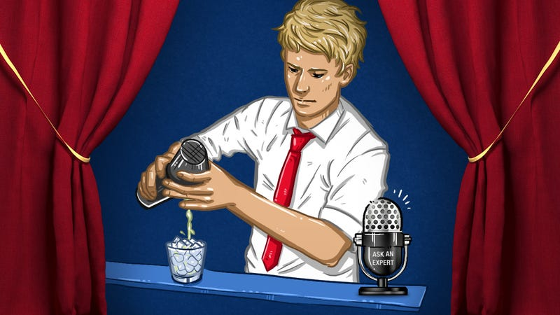 Illustration for article titled Ask an Expert: All About Crafting the Perfect Cocktails