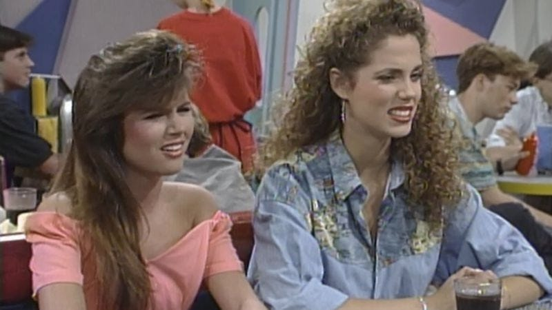 Illustration for article titled A Saved By The Bell-themed bar and diner is coming to Chicago