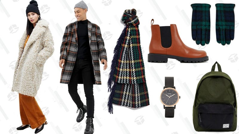 Up to 50% Off Men's and Women's Cold Weather Styles | ASOS