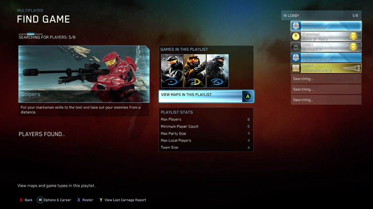 17 Weeks In, Halo: The Master Chief Collection Is Basically