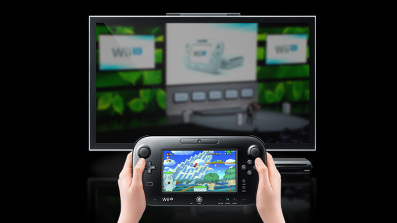 Illustration for article titled Nintendo's New Wii U Commercials Ignore The Console's Best Feature