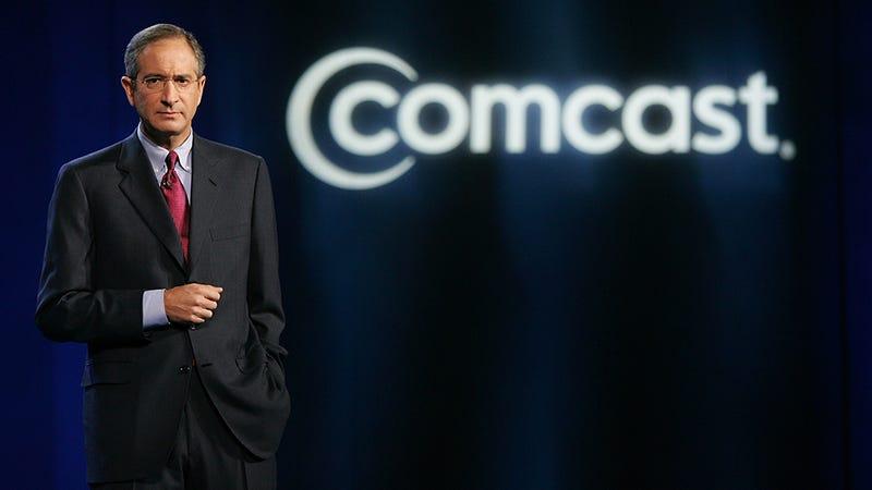 Comcast CEO Brian L. Roberts. Photo: Getty