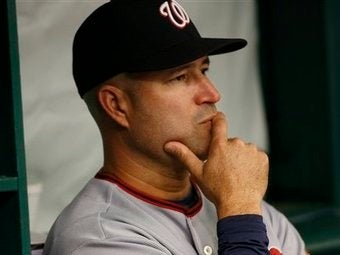 Illustration for article titled Nationals Fire Manager To Cap Most Ridiculous First-Half Ever