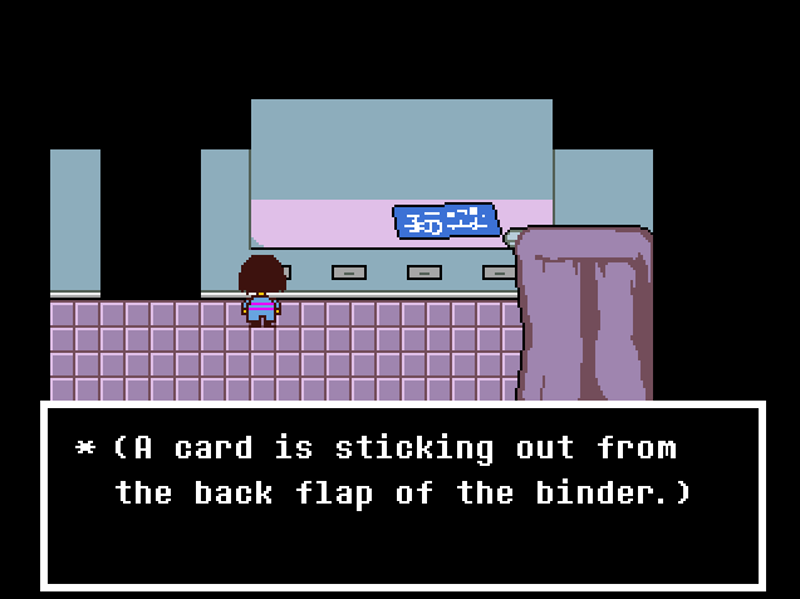 Players Uncover New Secrets Buried In Undertale's First Big