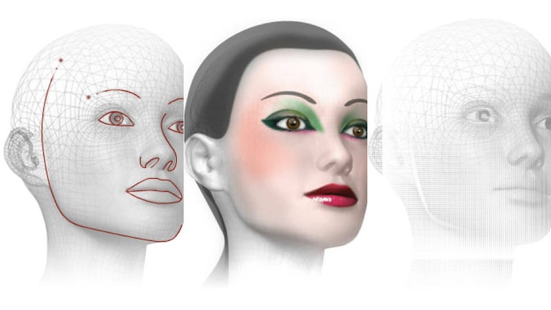 Illustration for article titled Is This Facial Recognition Tech Designed for Makeup Counters the Most Accurate Ever?