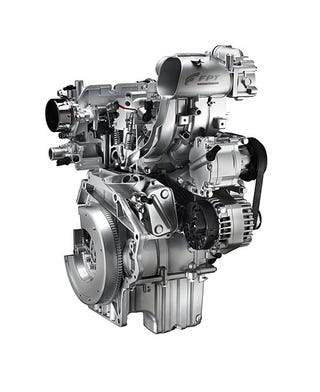Illustration for article titled Fiat's Itty-Bitty Two-Cylinder Twin-Air Engine: First Look