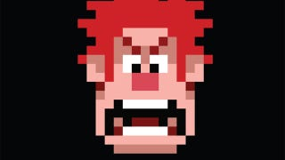 Illustration for article titled 8-Bit Inspired Disney Toon Wreck-It Ralph Features Villains from Real Video Games