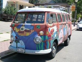 Illustration for article titled 1966 Volkswagen Transporter