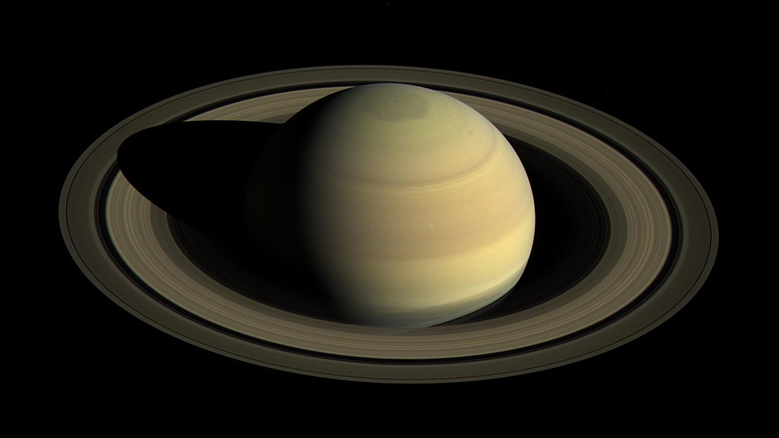 Saturn's Rings Could Be Gone in Just 100 Million Years