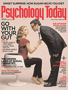 Illustration for article titled 'Psychology Today' Thinks You Should Stop Feeling Guilty And Learn To Love Superficiality, Shopping, Junk Science