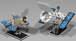 Illustration for article titled Help Make The LEGO Hubble Space Telescope A Reality