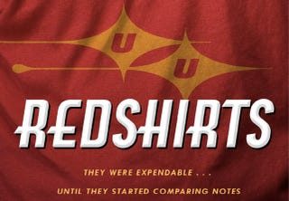 Illustration for article titled Redshirts is getting its own TV series