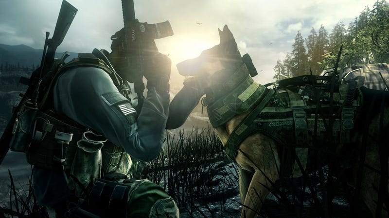Illustration for article titled Infinity Ward: PC Call of Duty Will Look Better Than Next-Gen One