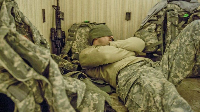 Try This Military Meditation Routine to Fall Asleep Fast