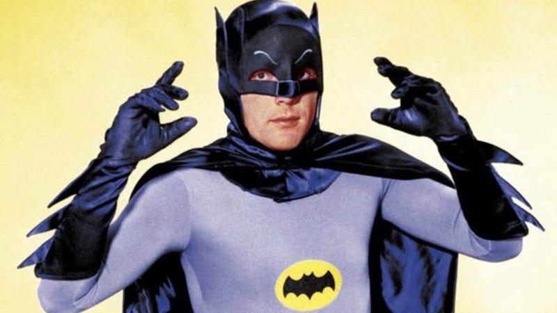 RIP Adam West, TV's Batman