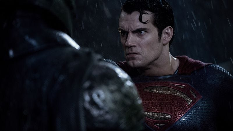 Illustration for article titled Weekend Box Office: Batman V Superman is the smash-flop of the year