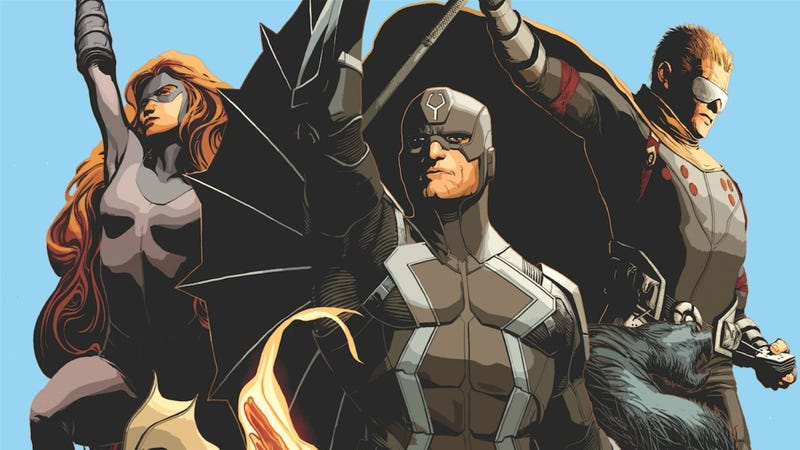 Illustration for article titled Marvel Swears It's Going to Make the Inhumans Movie Eventually