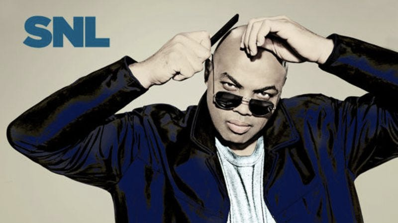 """Illustration for article titled Saturday Night Live: """"Charles Barkley/Kelly Clarkson"""""""