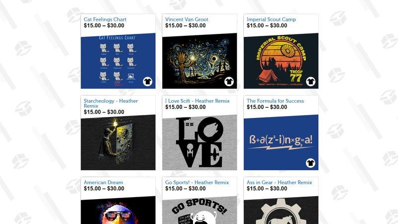 BOGO Shirt Sale | Woot | Amazon Prime Exclusive