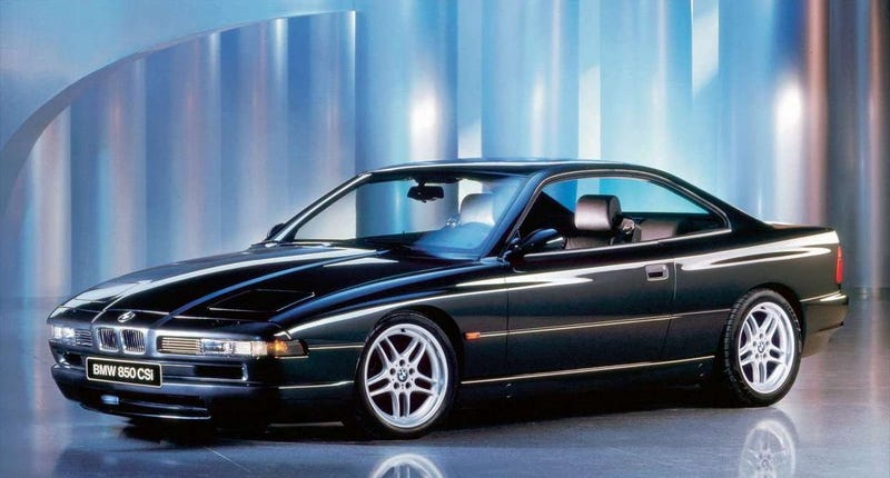 Illustration for article titled BMW May Be Reviving The 8-Series: Report
