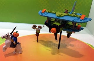 Illustration for article titled Jinkies! Two new Scooby-Doo Lego set images leaked