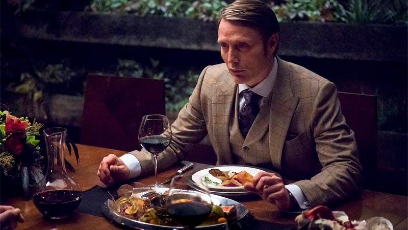Illustration for article titled Much like its characters, Hannibal won't die, NBC be damned