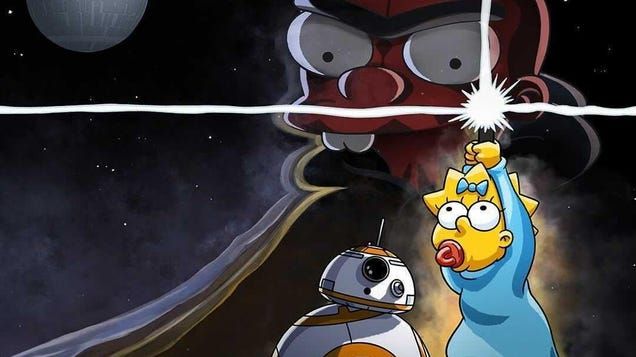Disney+ Celebrates May the Fourth With The Bad Batch, a Simpsons Spoof, and More
