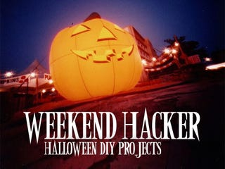 Illustration for article titled Weekendhacker: DIY Projects for Your Halloween Weekend