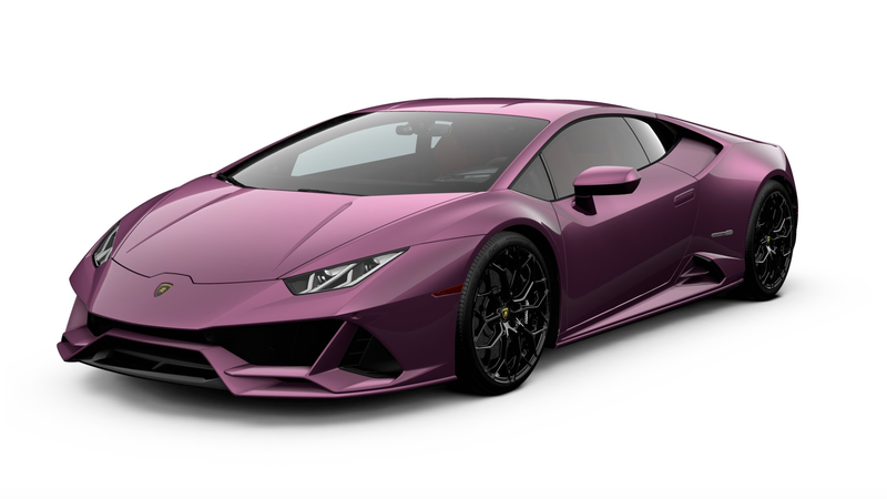 Illustration for article titled How Would You Configure Your Lamborghini Huracan Evo?