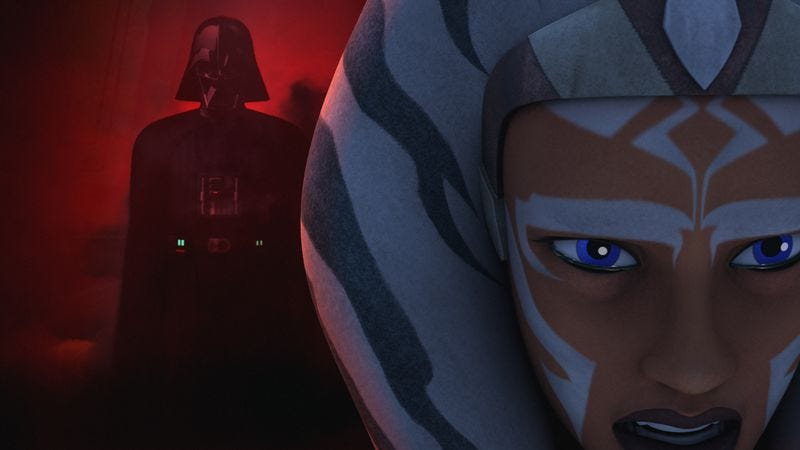 "Illustration for article titled The Jedi are ""Forced"" to face some uneasy truths in this week's Star Wars Rebels"