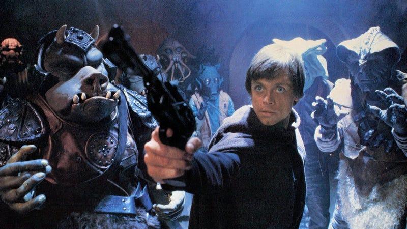 Illustration for article titled La razón por la que David Lynch rechazó dirigir Star Wars: Return of the Jedi