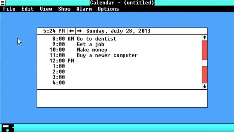How to Get Windows 1.0 From 1985 Without the 'Stranger Things' Tie-Ins