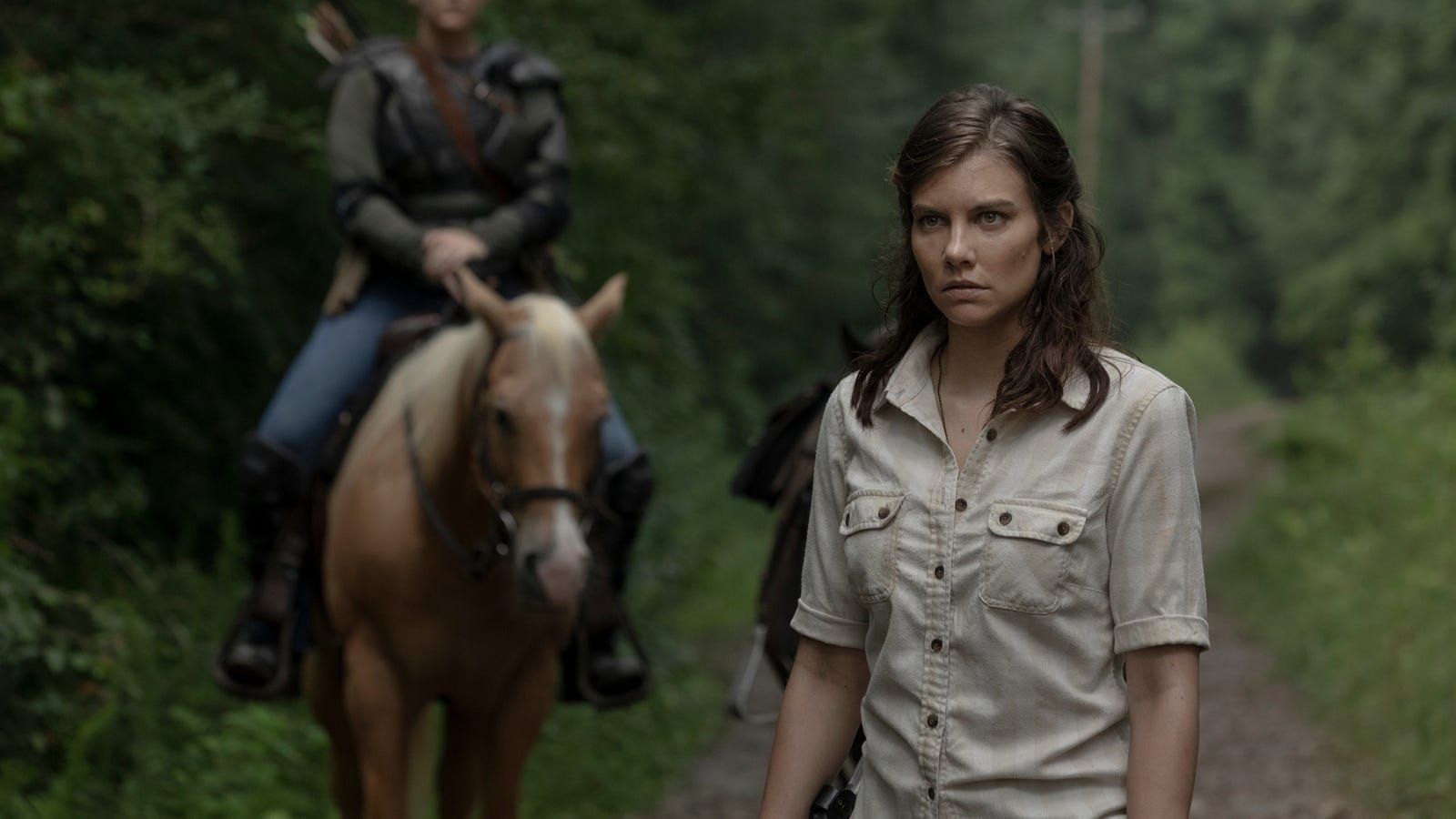 It's Zombie Christmas as The Walking Dead gets an 11th season and a returning Lauren Cohan