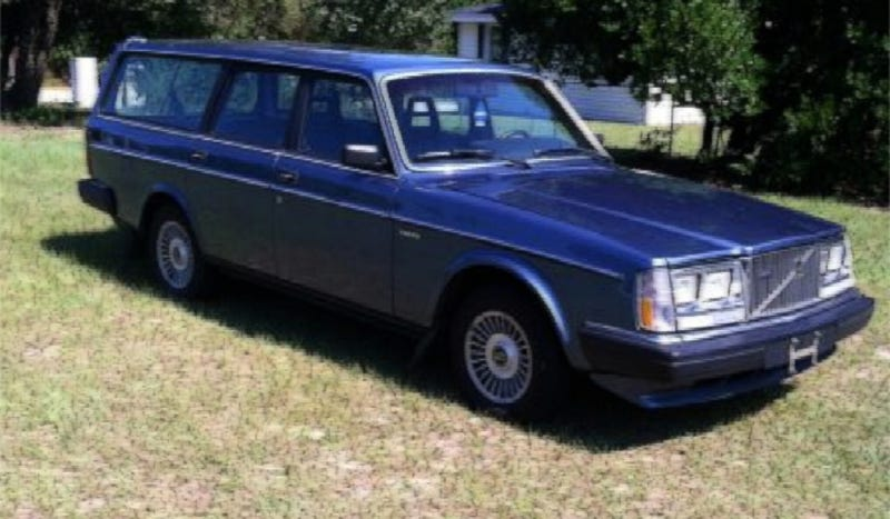 Illustration for article titled For $2,000, This SloVolvo Could Be Yours