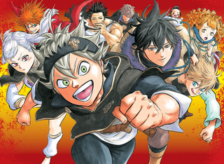 Illustration for article titled Jump Special Anime Festa will show the anime of Black Clover