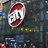 Illustration for article titled Circuit City, Bleeding to Death, Receives Takedown Warning from NYSE