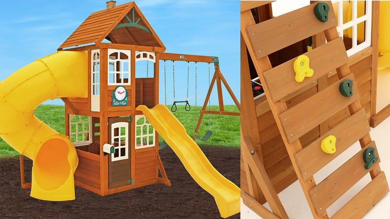 Kidkraft Castlewood Wooden Play Set | $799 | Walmart