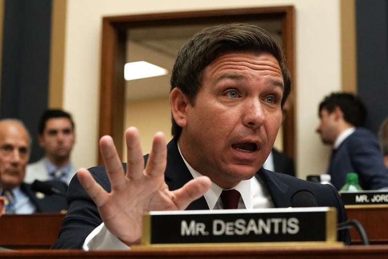 U.S. Rep. Ron DeSantis (R-FL) speaks during a hearing before the House Judiciary Committee June 28, 2018 on Capitol Hill in Washington, DC. While scheduled to discuss the Justice Department Inspector general report released this month on the FBI's handling of the Hillary Clinton email investigation,