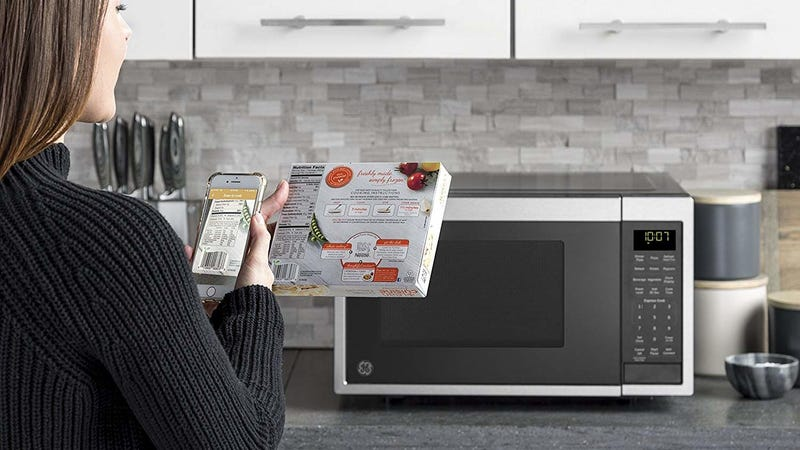 GE Smart Countertop Microwave Oven + Echo Dot | $154 | Amazon