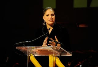 Illustration for article titled Soledad O'Brien Just Wants to Tell a Good Story