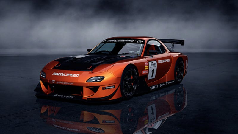 Illustration for article titled The 15 new cars in Gran Turismo 5's Racing Car Pack DLC